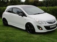 2012 VAUXHALL CORSA 1.2 LIMITED 3 DOOR HATCH ## TWO OWNERS ## FULL SERVICE HISTORY ##