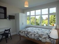 1 DOUBLE BEDROOM TO RENT WITH EN SUITE - Chiltern Crescent, Reading, RG6