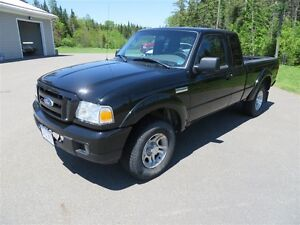 2007 Ford Ranger XL 6 SPEED