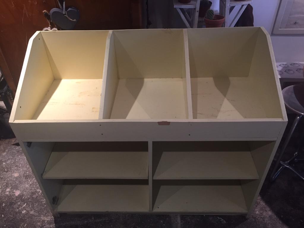 Records cabinet/storage