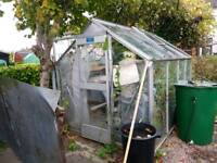 Green house, FREE ,must be dismantled