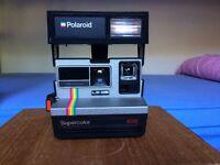 Polaroid Supercolor 365 LR Camera