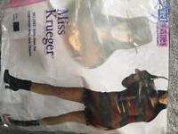 Miss Krueger fancy dress outfit