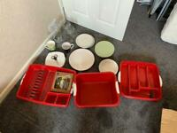 Kitchen ware job lot bargain £5 the lot
