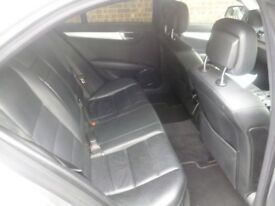 Mercedes C220 Sport CDI Auto,4 door saloon,FSH,leather interior,AMG Alloys,Sat Nav,All the extras,