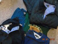 Clothes Bundles mens/boys size S Donnay jacket XL black