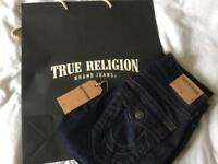 True Religion Jeans - Ricky Relaxed Straight 28""