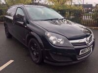 2007 VAUXHALL ASTRA VAN SPORTIVE 1.7 CDTI, DIESEL, 6 SPEED MANUAL, LONG MOT, SPARE OR REPAIRS ONLY !