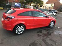 Vauxhall Astra SXI Sport 1.4 Petrol Manual Red