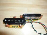 fender gen 4 noiseless telecaster pickups