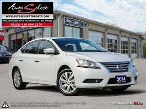 2014 Nissan Sentra ONLY 76K! **TECHNOLOGY PKG** SL MODEL