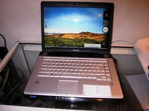 Used Toshiba A200 Laptop with Webcam and Wireless for Sale (delivery available within TRI-CITY)