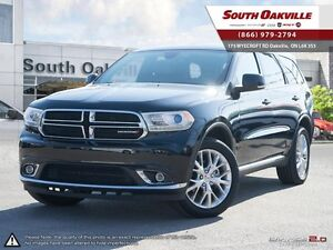 2016 Dodge Durango Limited | AWD | DUAL DVD | HEATED LEATHER | N