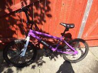 Harlem KT200 BMX Bike