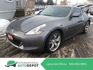 2012 Nissan 370Z TOURING / RARE AUTOMATIC / LOW KM'S