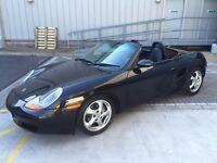 986 Porsche Boxter