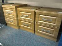 3 bedside drawers ( soft closing ) #26044 £30 #26045 £30 #26046 £30
