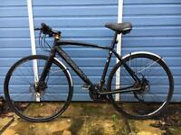 REDUCED - Hybrid Road Bike, great condition, with accessories