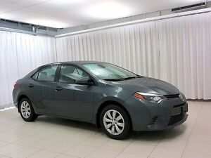 2016 Toyota Corolla LE SEDAN w/ TOUCH SCREEN MONITOR, BACKUP CAM