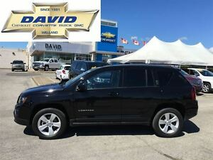 2015 Jeep Compass High Altitude 4WD, LEATHER, SUNROOF!!