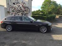 BMW Bike Carrier and Roofrack