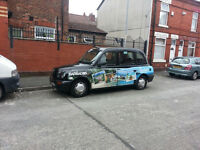 One Previous owner. London Taxi Tx2 2004 Auto gearbox.