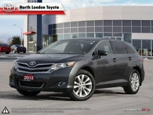 2015 Toyota Venza Amazing cargo space and efficient 4 cylinder