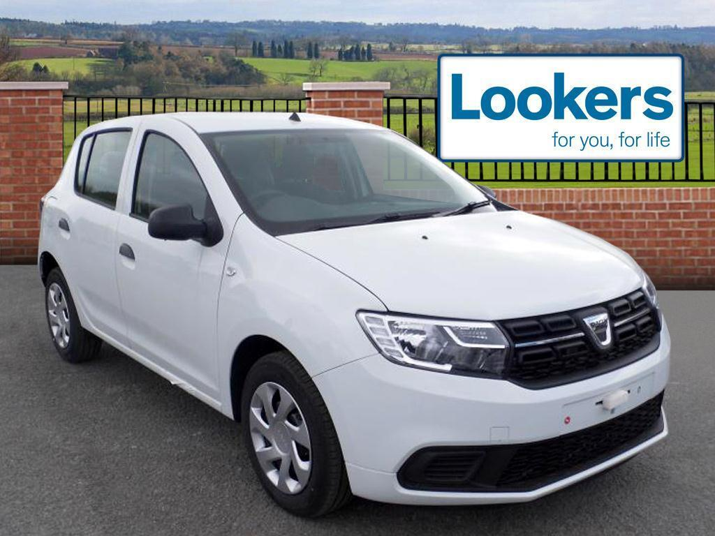dacia sandero ambiance dci white 2017 03 31 in stockport manchester gumtree. Black Bedroom Furniture Sets. Home Design Ideas