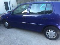 VW Polo Spares or Repair