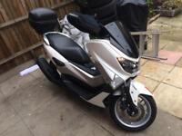 Yamaha Nmax 125cc scooter