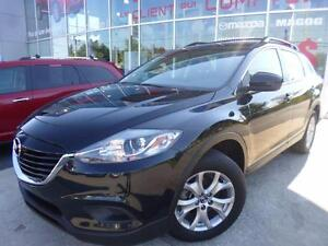 2014 Mazda CX-9 GS AWD 7 PLACES, BLUETOOTH, SIEGES CHAUFFANTS
