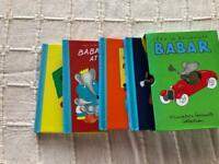 Babar mini Book Set