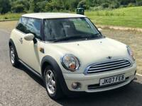 Mini Hatch 1.4 Cooper, Only 70k Miles, One Year MOT, F.S.History,New Gearbox