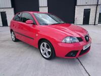 LATE 2007 SEAT IBIZA 1.4..FULL MOT..FULL UP TO DATE SERVICE HISTORY..FINANCE THIS FROM £15 PER WEEK.
