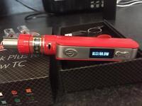 Modworx shisha vaping pen 60w mod tank