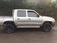 2005 Toyota hilux ideal for export