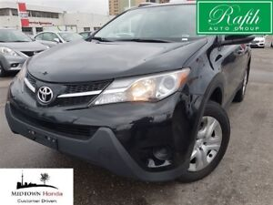 2015 Toyota RAV4 LE-4WD-Upgarade package-Rear camera