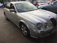 Jaguar S-Type 3.0 V6 4 dr Auto LOW MILEAGE