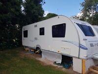 Adria Adora 642 up 4 berth caravan 2009 emmaculate condition
