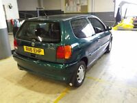 wv polo low mileage 60k mint runner