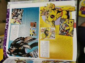 Dc comic book encylopedia