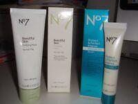 No7 Protect and Perfect Intense Advanced Serum & Purifying Mask