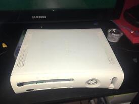 White 20gb Xbox 360