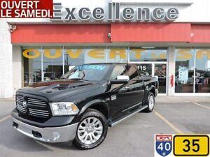 2013 Ram 1500 LARAMIE LONGHORN CREW CAB 5.7L