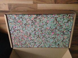 Marble Dot Large Size Storage Gift Box - By Matchesfashiondotcom