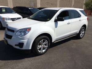 2013 Chevrolet Equinox LS, Automatic, Steering Wheel Controls, A