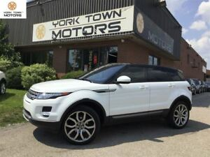 2014 Land Rover Range Rover Evoque Pure Plus|NO ACCIDENT|BACK UP