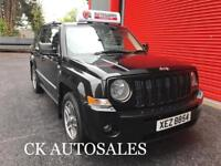 2009 JEEP PATRIOT LIMITED NAV