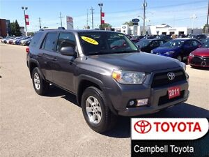 2011 Toyota 4Runner SR5 ONE PRICE ----- NO HASSLE PRICING