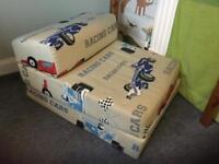 Racing car Z bed